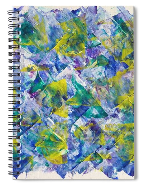 Dreaming Of Winter Spiral Notebook