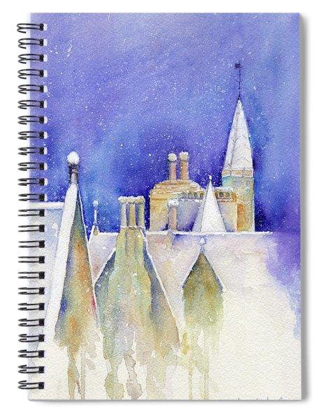Dreaming Spires Spiral Notebook