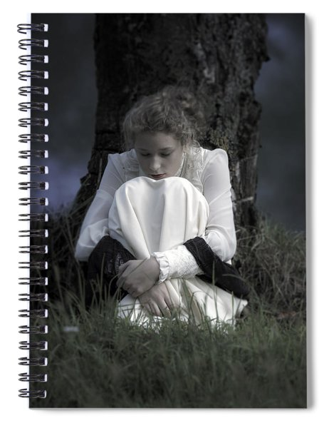 Dreaming Under A Tree Spiral Notebook