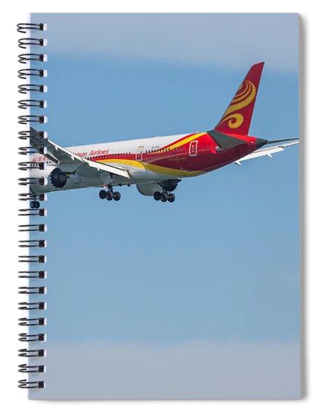 Dreamliner Spiral Notebook