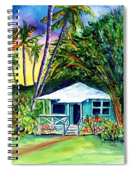 Dreams Of Kauai 2 Spiral Notebook