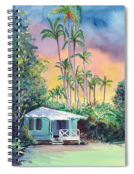Dreams Of Kauai Spiral Notebook