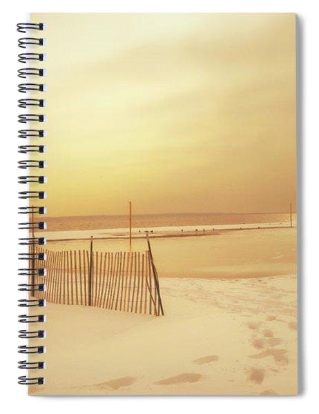 Dreams Of Summer Spiral Notebook