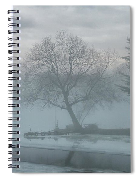 Spiral Notebook featuring the photograph Dreams Of Summer by Rod Best