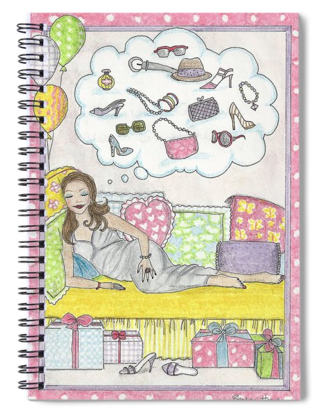 Dreams Spiral Notebook