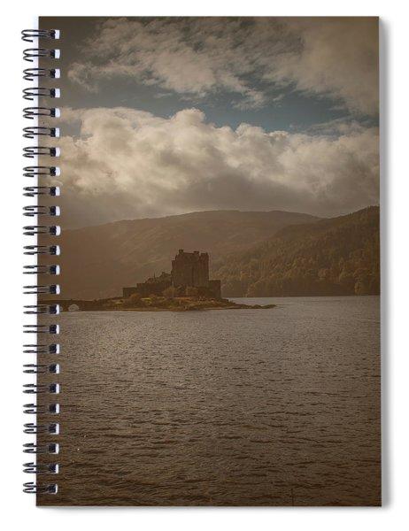 Dreamy Castle #g8 Spiral Notebook