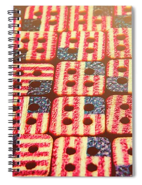 Dressmaking Usa Spiral Notebook