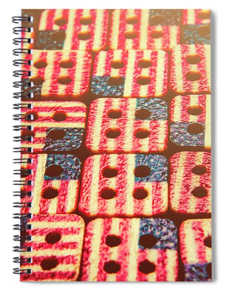 Dressmaking Usa Spiral Notebook