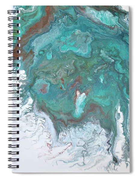Drift Spiral Notebook