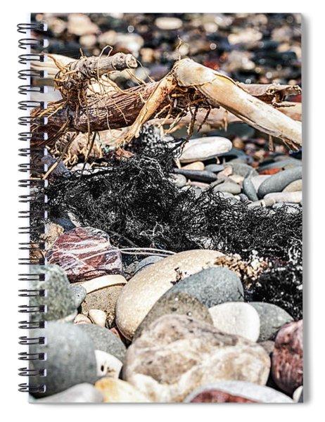 Drift Weed Spiral Notebook