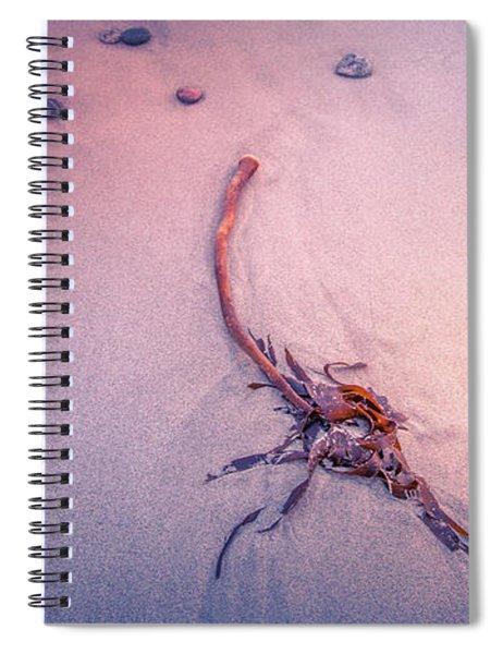 Drifted Spiral Notebook