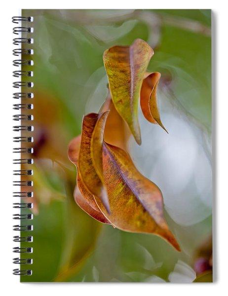 Drifting Away Spiral Notebook