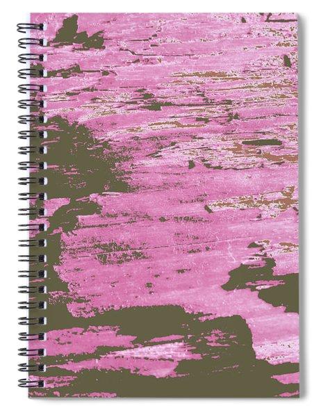 Driftwood #6 Spiral Notebook