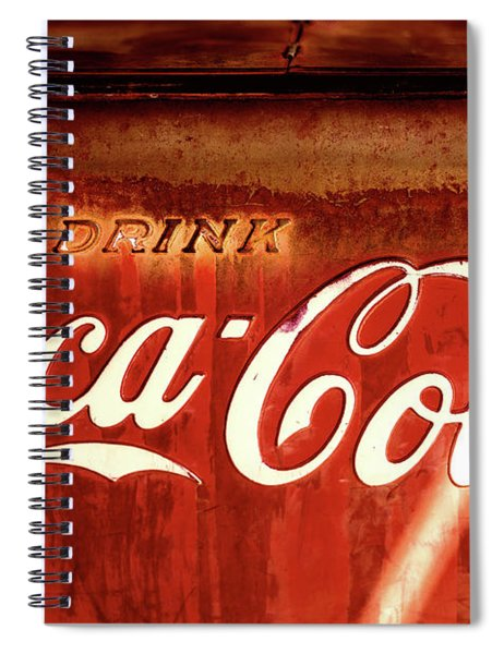 Drink Coca-cola Spiral Notebook