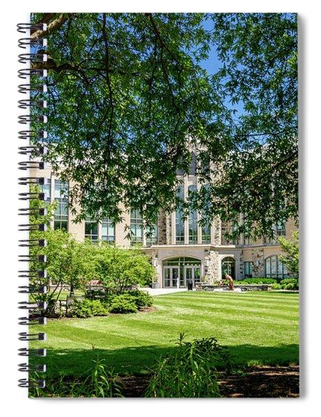 Driscoll Hall Spiral Notebook