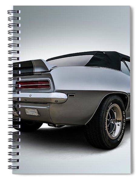 Drop Top Ss Spiral Notebook