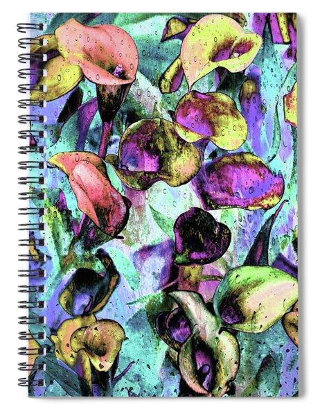 Drops Of Jupiter Spiral Notebook