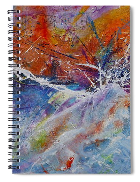 Drown Me In Love Spiral Notebook