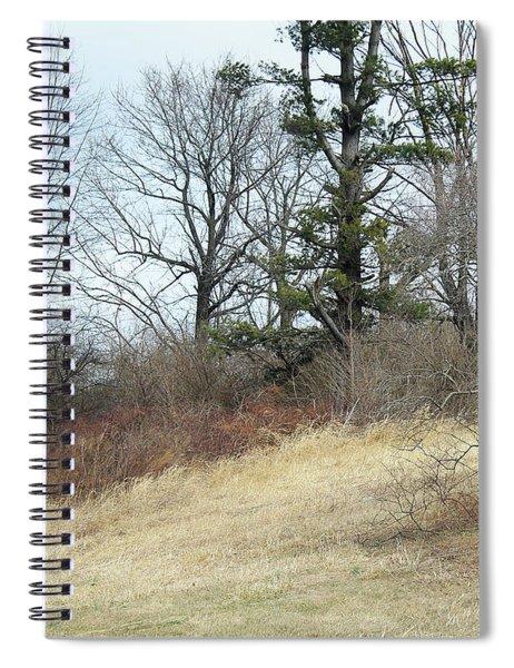 Dry Field Spiral Notebook