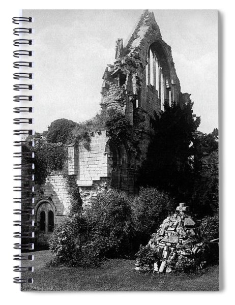 Dryburgh Abbey Spiral Notebook