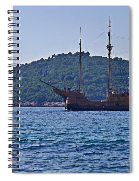 Dubrovniks Game Of Thrones  Spiral Notebook