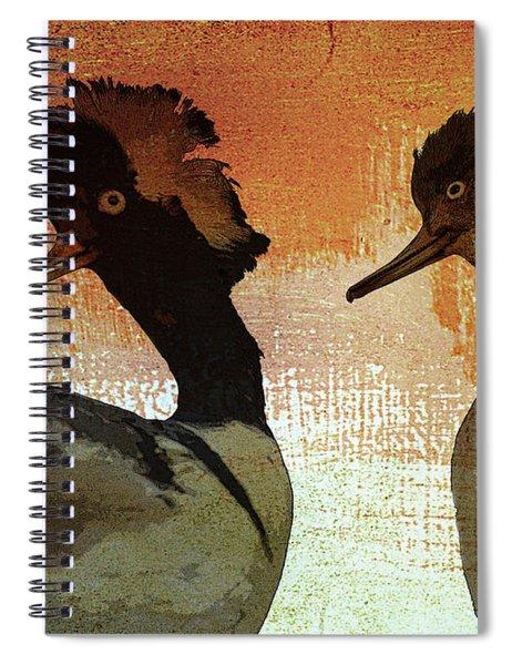 Duckology Spiral Notebook