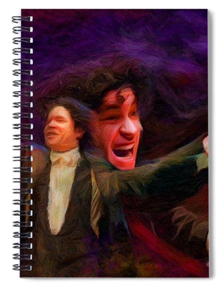 Dudamel Spiral Notebook