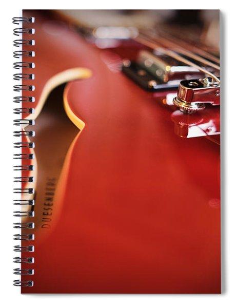 Duesenberg Spiral Notebook