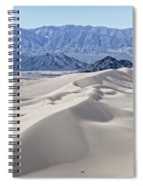 Dumont Dunes 18 Spiral Notebook by Jim Thompson