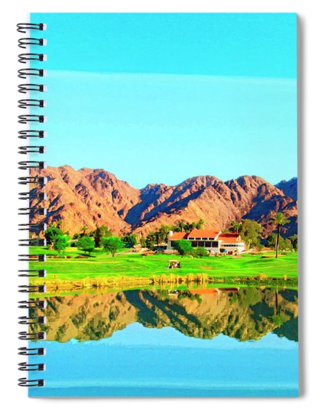 Dunes Course Spiral Notebook