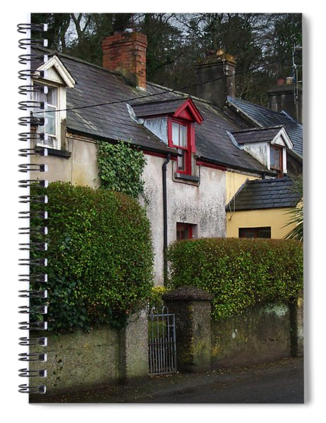 Dunmore Houses Spiral Notebook