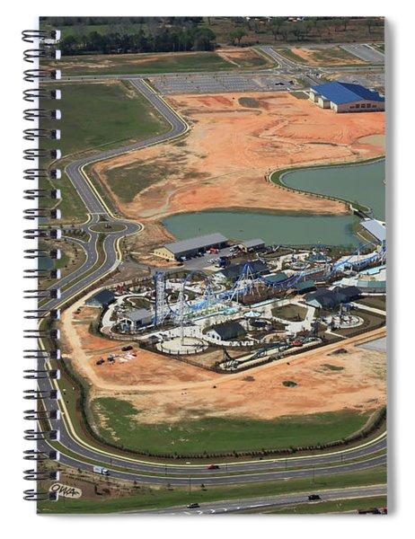 Dunn 7666 Spiral Notebook