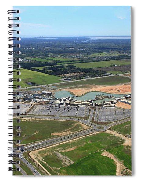 Dunn 7673 Spiral Notebook