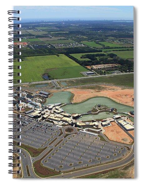 Dunn 7786 Spiral Notebook