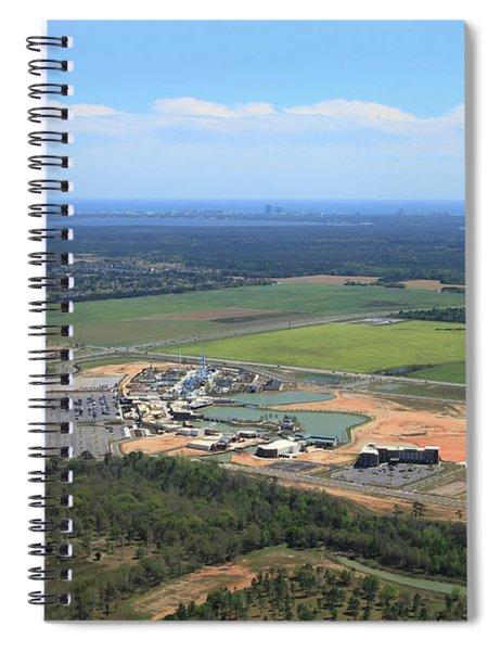 Dunn 7805 Spiral Notebook