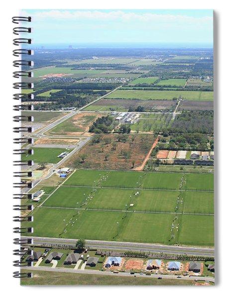 Dunn 7808 Spiral Notebook