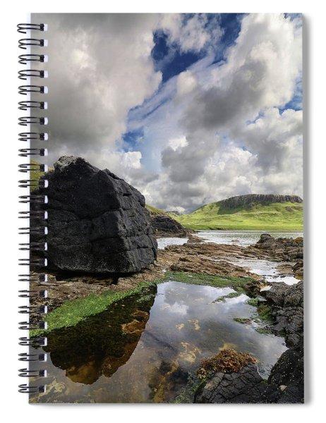 Duntulm Spiral Notebook