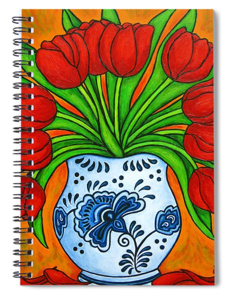 Dutch Delight Spiral Notebook