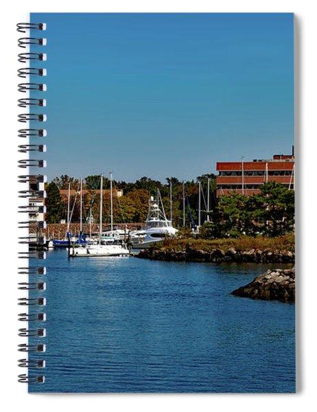 Dyke Park Marina Spiral Notebook