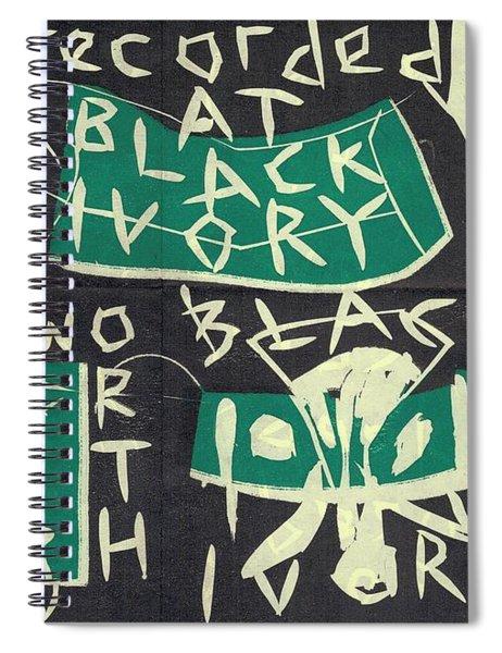 E Cd Main Spiral Notebook