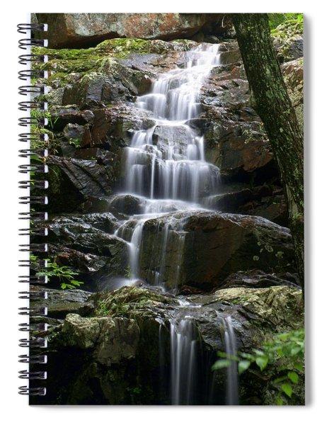 E Falls Spiral Notebook
