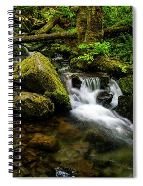 Eagle Creek Cascade Spiral Notebook