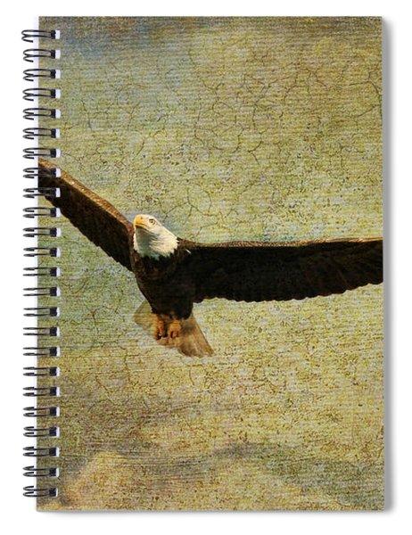 Eagle Medicine Spiral Notebook
