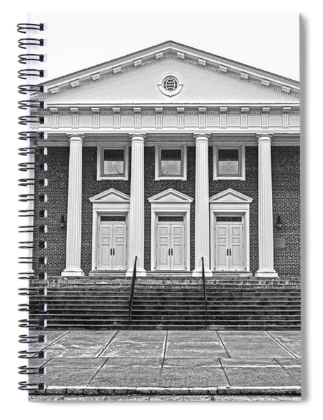 Earle Street Baptist Church Spiral Notebook