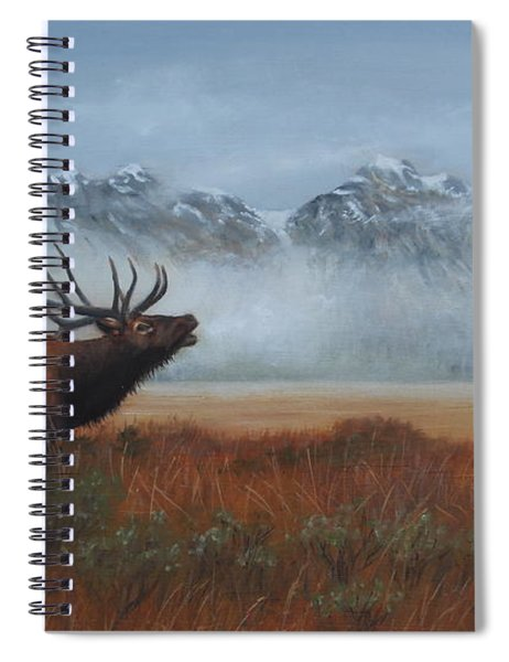 Early Call Spiral Notebook