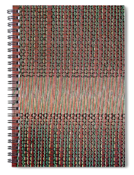 Early Mainframe Art Spiral Notebook
