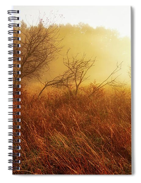Early Morning Country Spiral Notebook