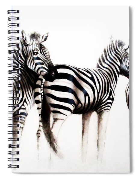 Early Morning Spiral Notebook