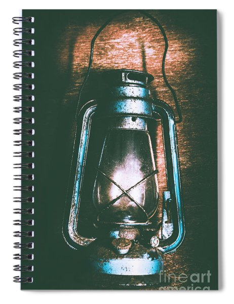 Early Settler Still Life Spiral Notebook