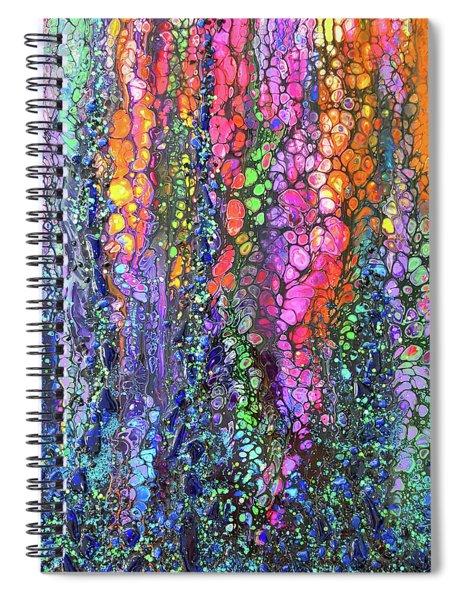 Earth Gems #18w02 Spiral Notebook